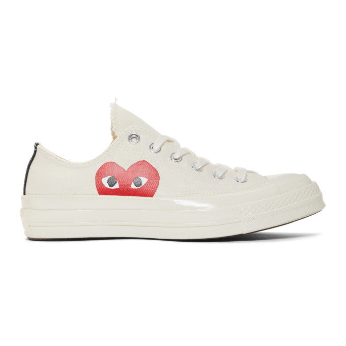 Comme Des Garcons Play Off White