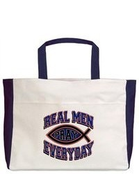 Artsmith Inc Beach Tote Real Pray Every Day