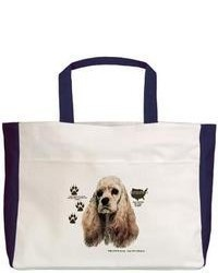 Beach tote cocker spaniel from united states medium 47130