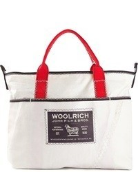 Woolrich Logo Tote