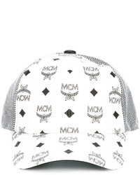 Mcm logo print cap medium 1316639