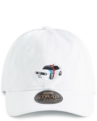 Forever 21 Official Racecar Embroidered Cap