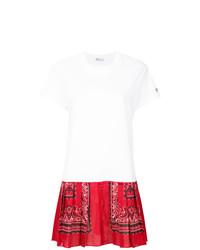 RED Valentino Bandana T Shirt Dress