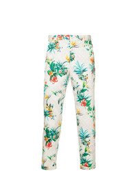 Floral print chinos medium 8400125
