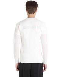 Hanes securite jersey doubled t shirt medium 3675462