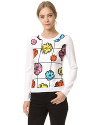 Moschino Printed Sweatshirt