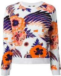 MSGM Printed Sweater