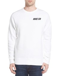 Nike Sb Icon Road Graphic Sweatshirt