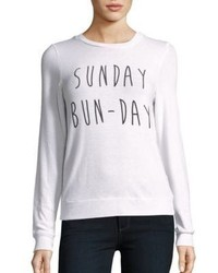 Signorelli Long Sleeve Printed Sweatshirt