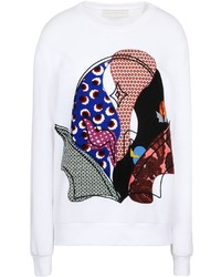 Stella McCartney Superstellaheroes Apllique Sweatshirt
