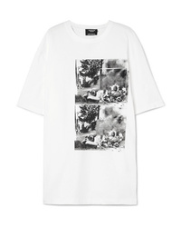 Calvin Klein 205W39nyc Andy Warhol Foundation Oversized Printed Cotton T Shirt