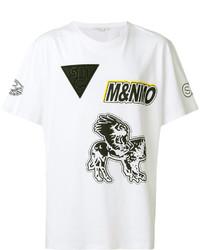 Stella McCartney Badge Print T Shirt