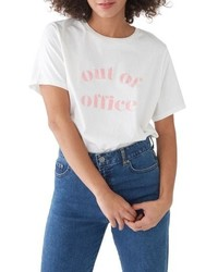 BAN.DO Ban Do Out Of Office Classic Tee