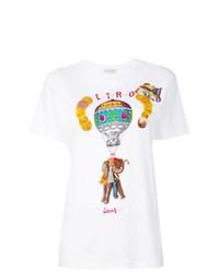 Etro Circus Print T Shirt