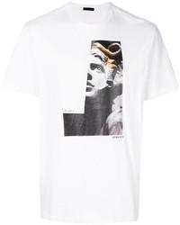 Versace Classic Print T Shirt