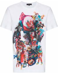 Comme des Garcons Comme Des Garons Homme Plus Mona Luison Print T Shirt