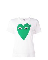 Comme Des Garcons Play Comme Des Garons Play T Shirt