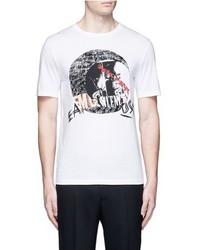 Maison Margiela Concert Print Cotton T Shirt
