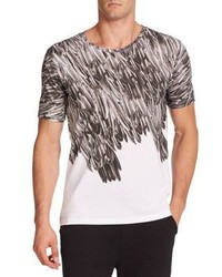 Hugo Boss Deather Feather Print Tee