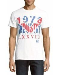 Diesel Diego Printed Cotton T Shirt