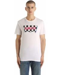 Levi's Fashion Logo Print Cotton Jersey T Shirt