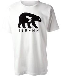 G Star G Star Raw Printed T Shirt