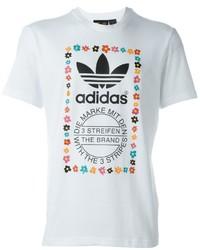 adidas Graphic Print T Shirt
