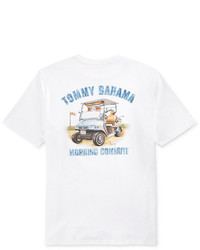 Tommy Bahama Graphic Print T Shirt