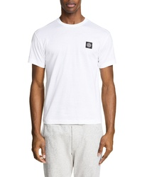 a058307a1 Men's White T-shirts by Stone Island   Men's Fashion   Lookastic.com