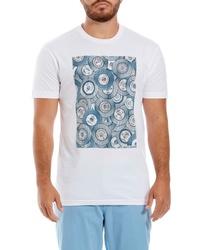 Ben Sherman Halftones Graphic T Shirt