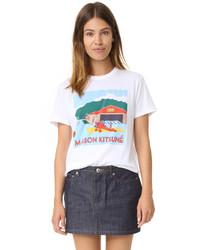 MAISON KITSUNE Hangar Tee Shirt
