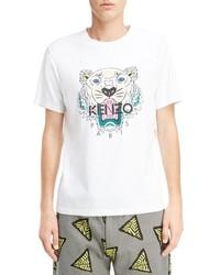 Kenzo Graphic T Shirt