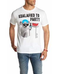 Riot Society Koalified To Party Graphic Print Tee