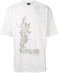 Lanvin L Print T Shirt