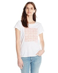 Levi's Batik Print Easy Fit Crew Neck T Shirt