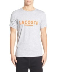 Lacoste Lifestyle Graphic Crewneck T Shirt
