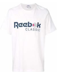 Reebok Logo Print T Shirt