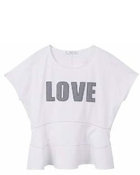 Mango Love T Shirt