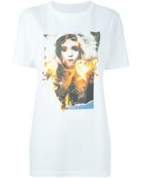 Maison Margiela Collage Print T Shirt