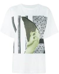 MM6 MAISON MARGIELA Printed T Shirt