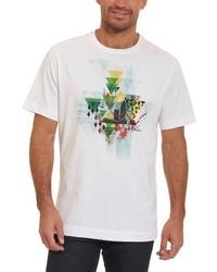 Robert Graham Monica Pier Classic Fit Graphic T Shirt