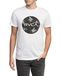 RVCA Motors Fill Up T Shirt
