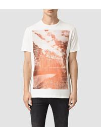 AllSaints Mountain Crew T Shirt