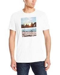 Nautica Ny Photo Print T Shirt