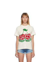 Gucci Off White Beverly Hills T Shirt