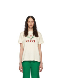Gucci Off White Tennis T Shirt
