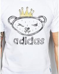 e94c575edd8 adidas Originals X Nigo T Shirt With Artist Bear Print Aj5203, $40 ...