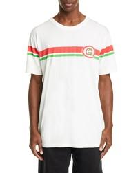 Gucci Oversize Logo T Shirt