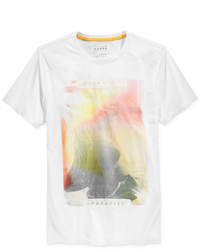GUESS Paradise Graphic Print T Shirt