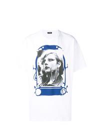 Raf Simons Photo Print T Shirt